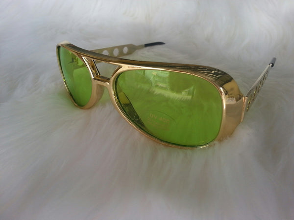 Elvis Gold Green