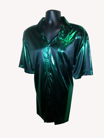 Liquid - Green Shirt