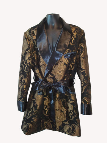 Drape Black/Gold Hef