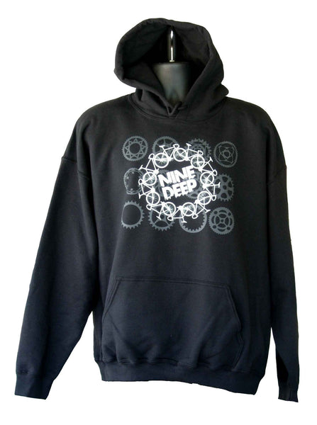 Hoodie Black Bicycle