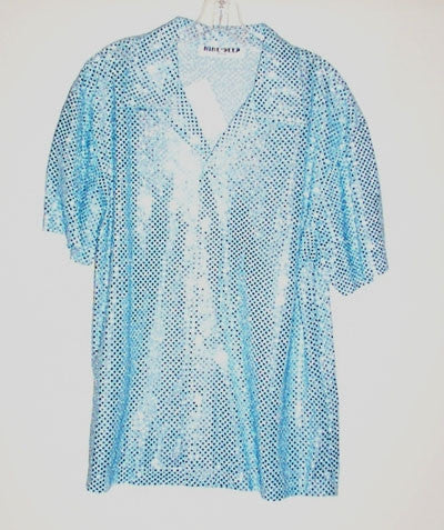 Sequin-Light Blue