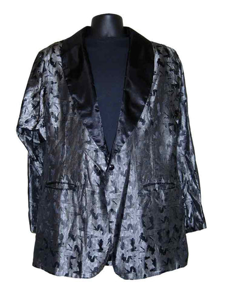Mudflap-Silver Smoking Jacket