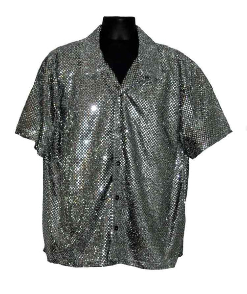 Sequin-Silver