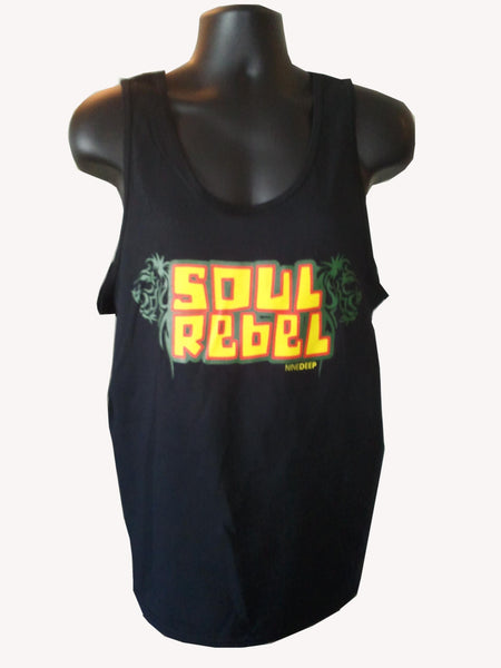 Tank Soul Rebel Black