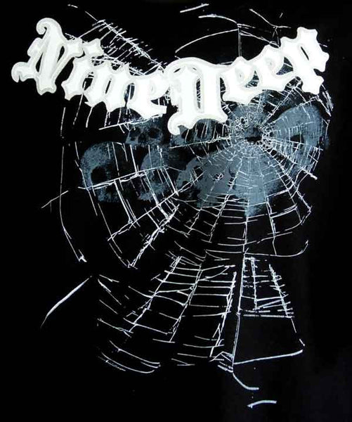 T-Shirt Shattered Glass Design