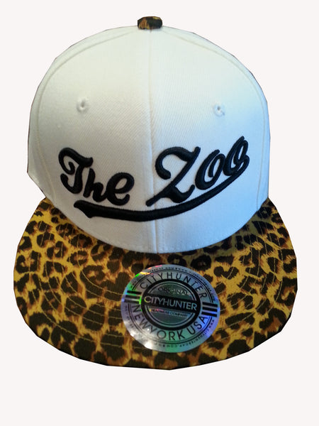 Snapback - White - The Zoo