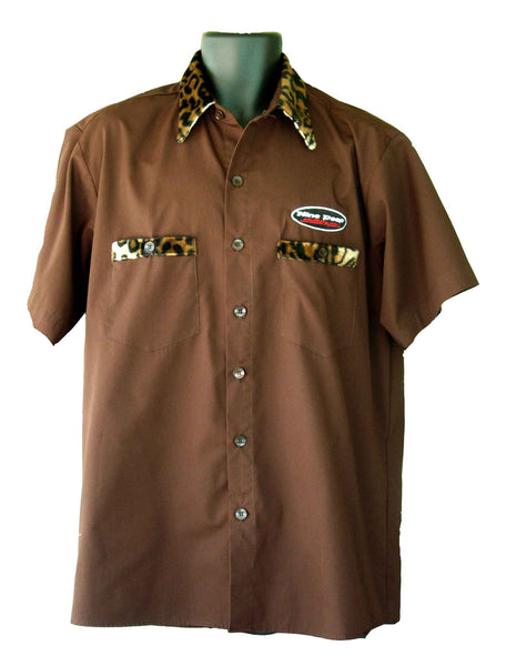 Work Shirt - Brown