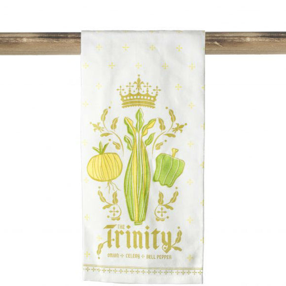 The Parish Line Trinity Kitchen Towel
