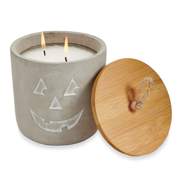 Citronella Halloween Candle