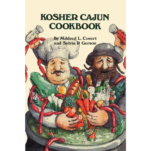 Kosher Cajun Cookbook