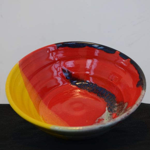 Color Wave Bowl
