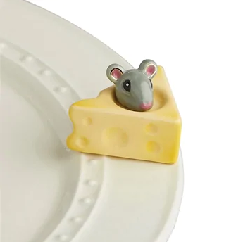 Cheese Please Nora Fleming Mini