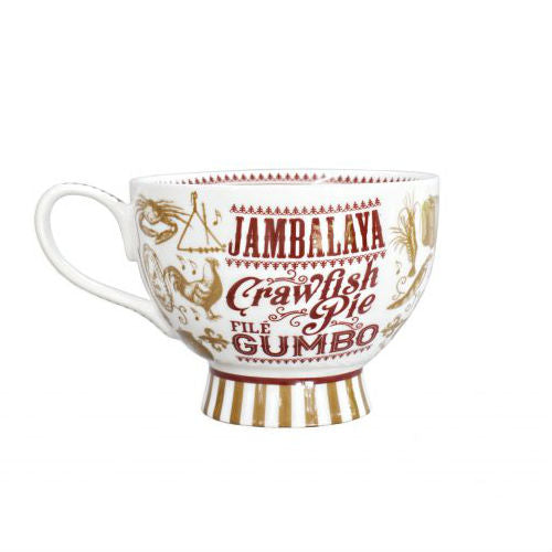 Jambalaya Crawfish Pie Coffee Mug