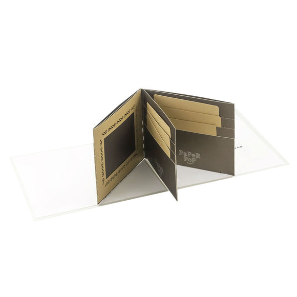 Pop Up Wallet Card