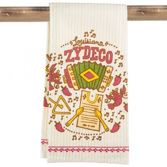 Zydeco Kitchen Towel