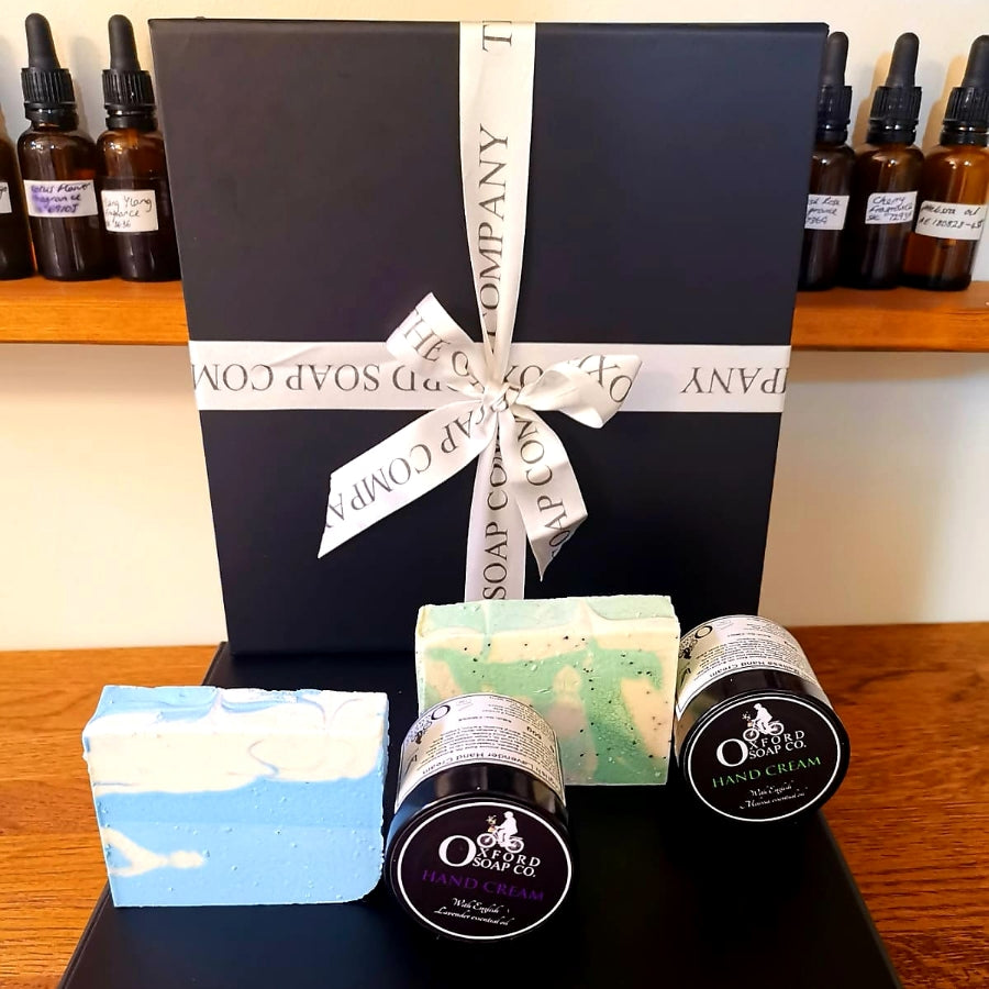 Essential Oils Giftset