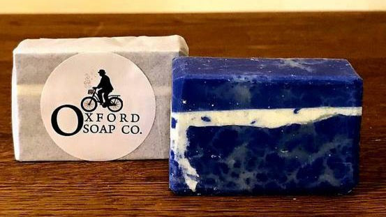 Oxford Blue Handmade Soap