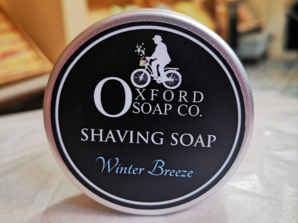 Winter Breeze Shaving Soap