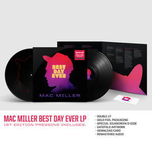 Best Day Ever [5th Anniversary Remastered Edition Vinyl]