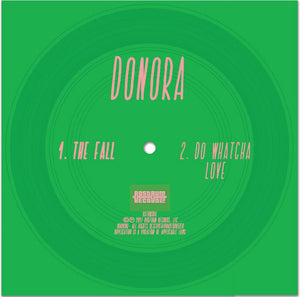 "Fall + Do Whatcha Love [7"" Flexi Disc]"