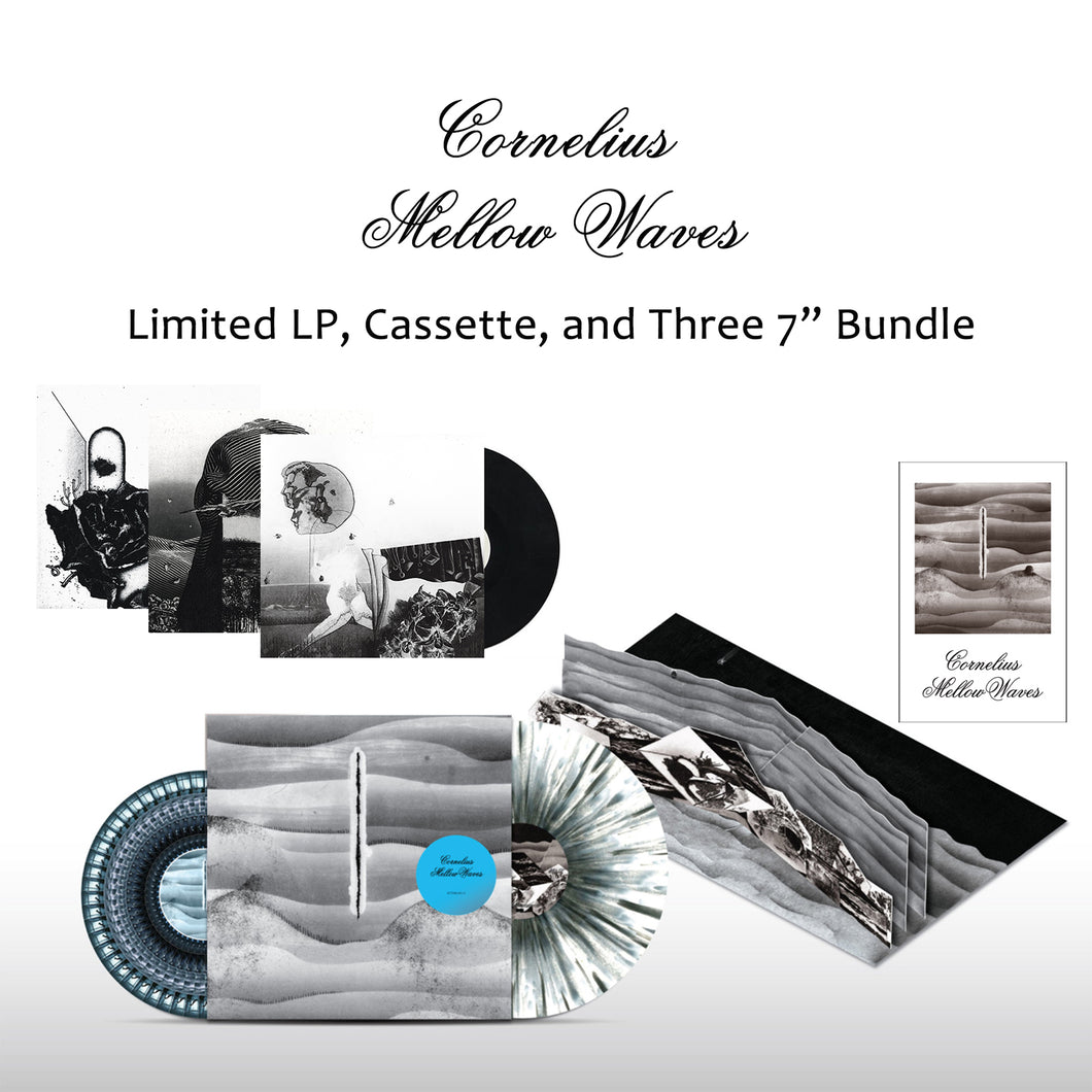 Cornelius - Mellow Waves Limited Edition Vinyl Bundle A