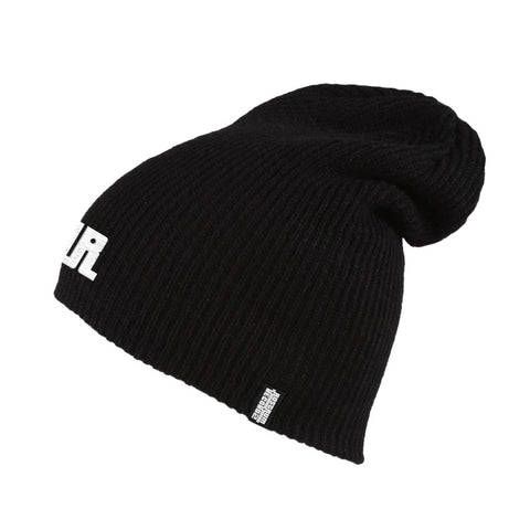 Rostrum Records Logo Slouchy Beanie