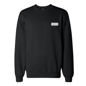 Logo Sweatshirt [Black]