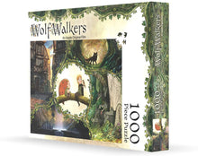 Load image into Gallery viewer, WolfWalkers 1000 Piece Puzzle