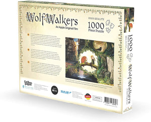 WolfWalkers 1000 Piece Puzzle