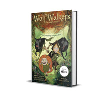 Load image into Gallery viewer, WolfWalkers Graphic Novel