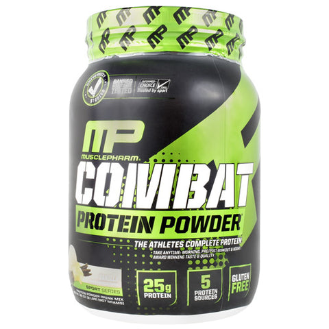 MusclePharm Sport Series Combat  Protein Powder