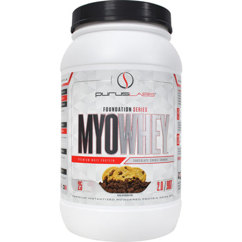 Purus Labs Foundation Series MyoWhey