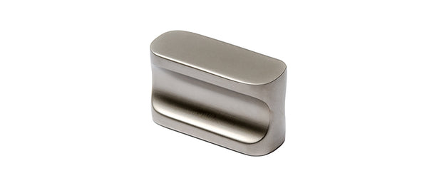 Cordoba Pull: - Finish: Satin Nickel- Hole Centre: 16mm