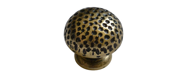 Montclair Knob -  Finish: Antique Bronze