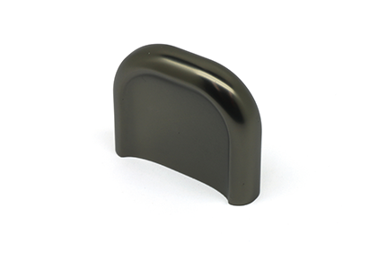 Inspire  Finish: Anthracite Hole Centre: 32mm Length: 39mm Height: 32mm Width:8.5mm