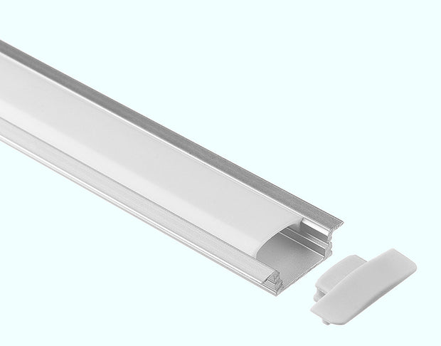 End Cap for Lyra LED 8.5mm Surface Extrusion code: