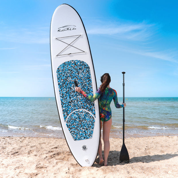 Feath-R-Lite Inflatable Paddle Board SUP Camouflage