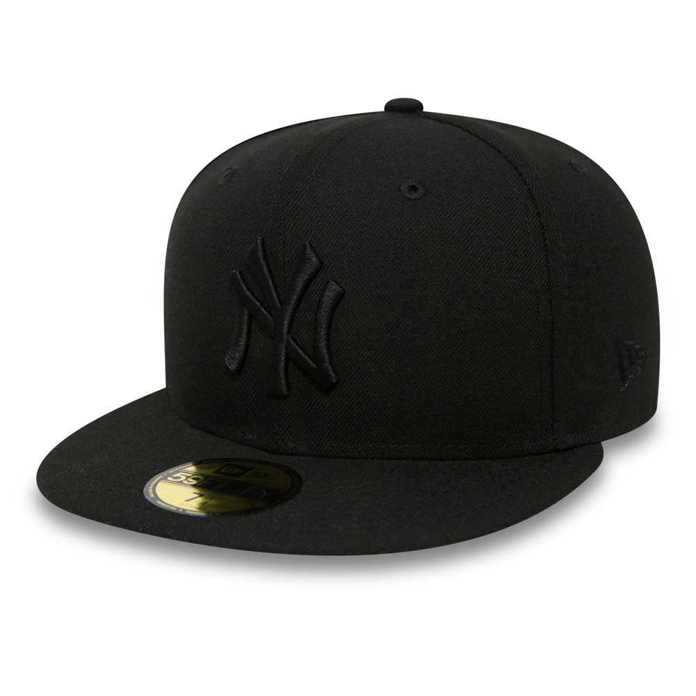 Black On Black 59FIFTY New York Yankees