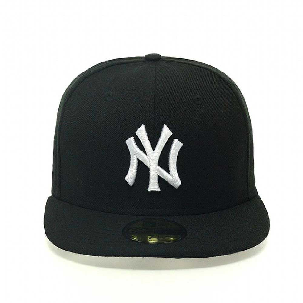 MLB Basic 59FIFTY New York Yankees Bla/Whi