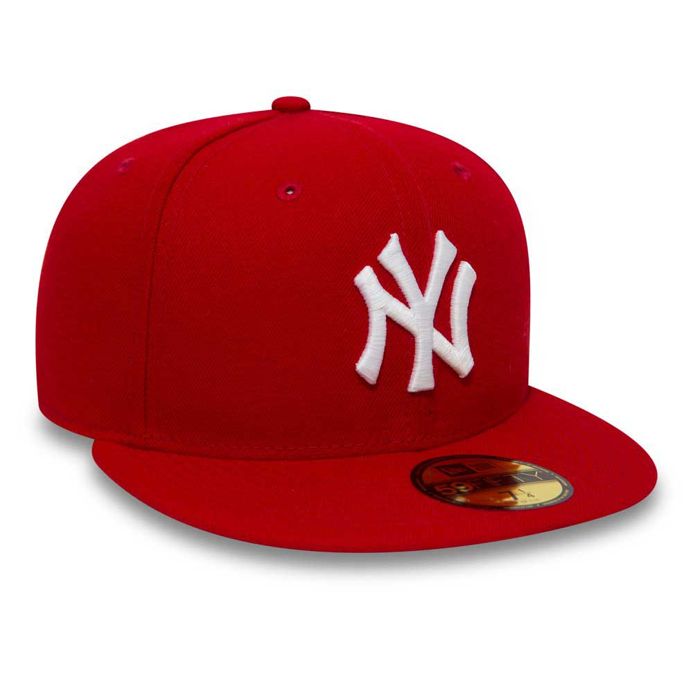 MLB Basic 59FIFTY New York Yankees Sca/Whi