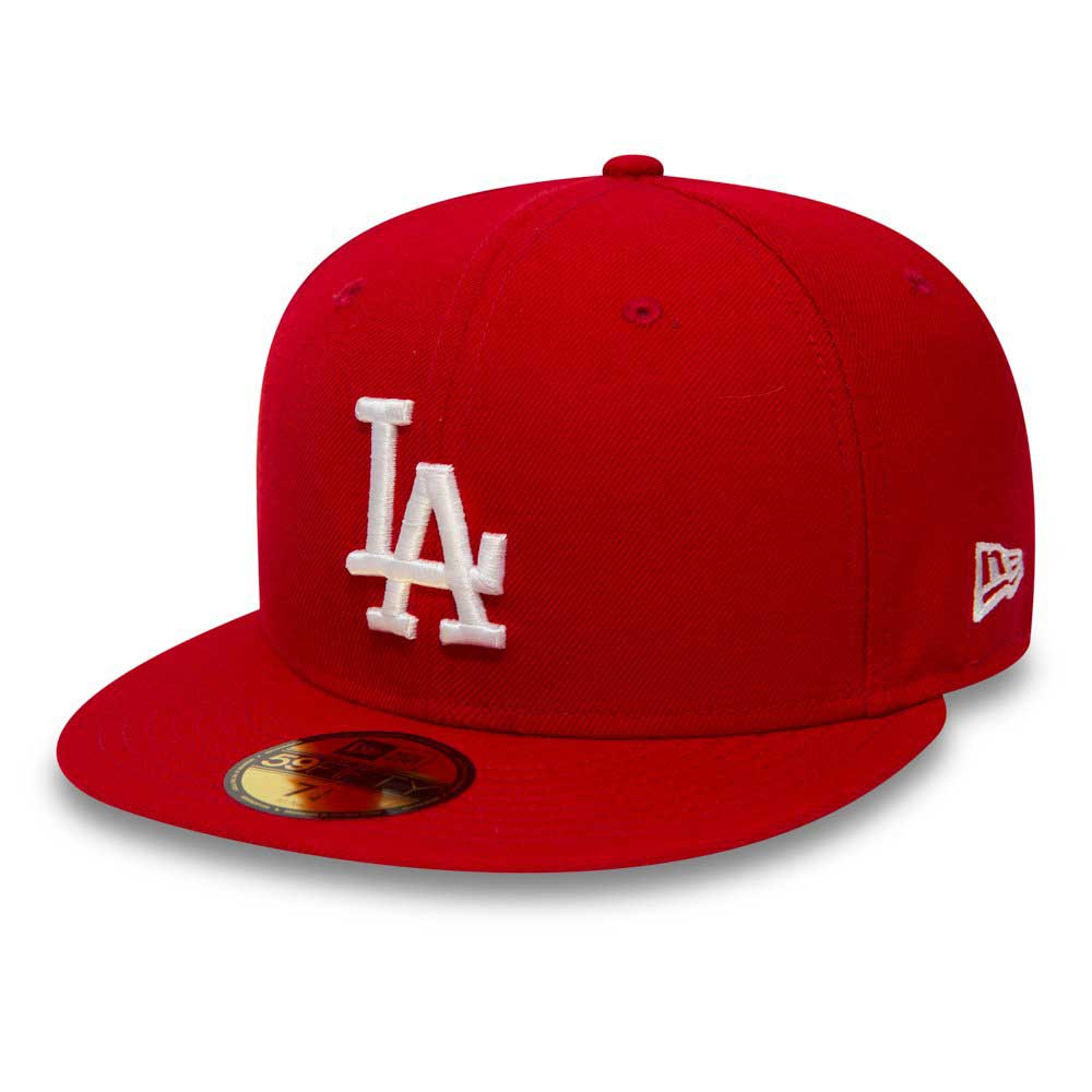 MLB Basic 59FIFTY Los Angeles Dodgers Sca/Whi