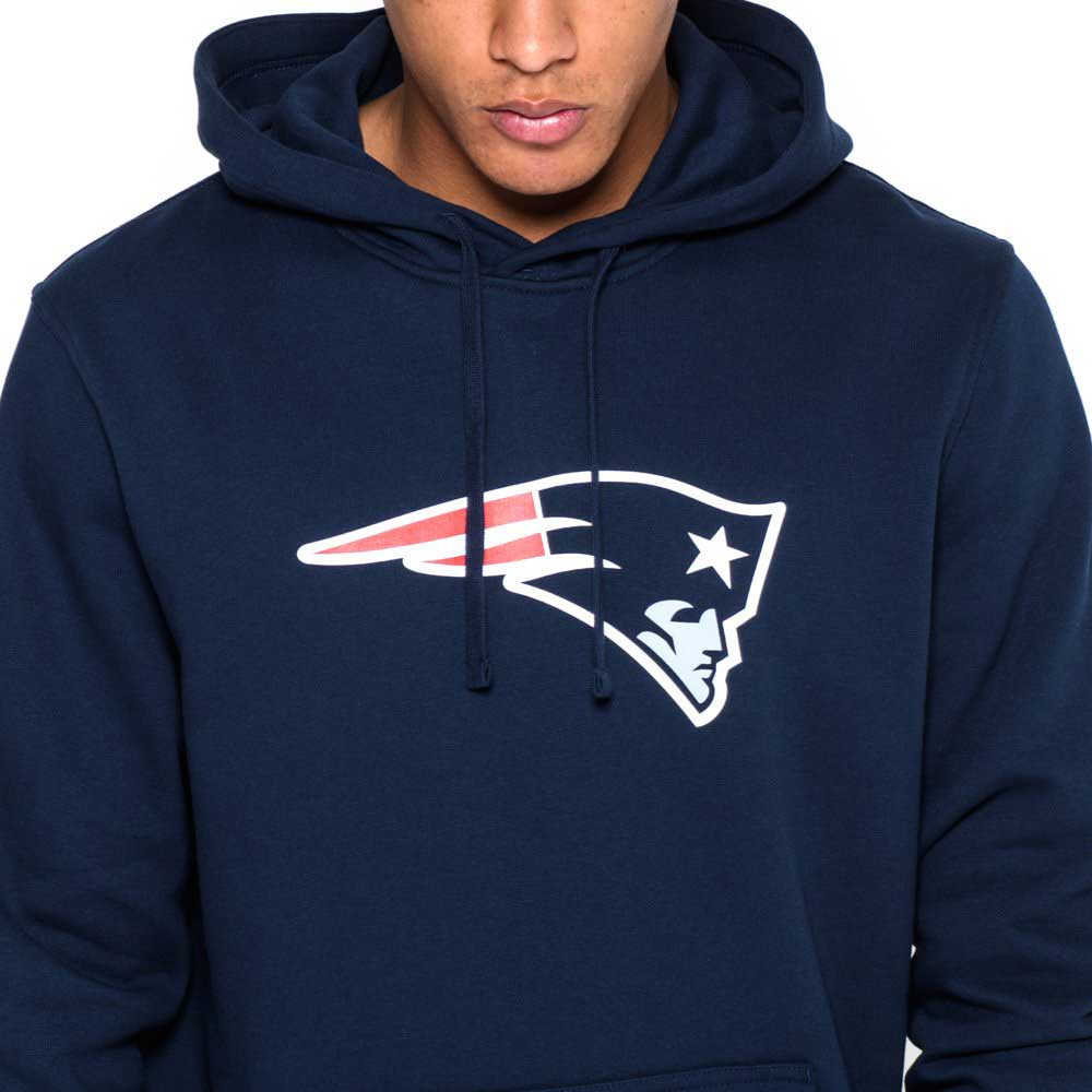 Team Logo Po Hood New England Patriots Osb