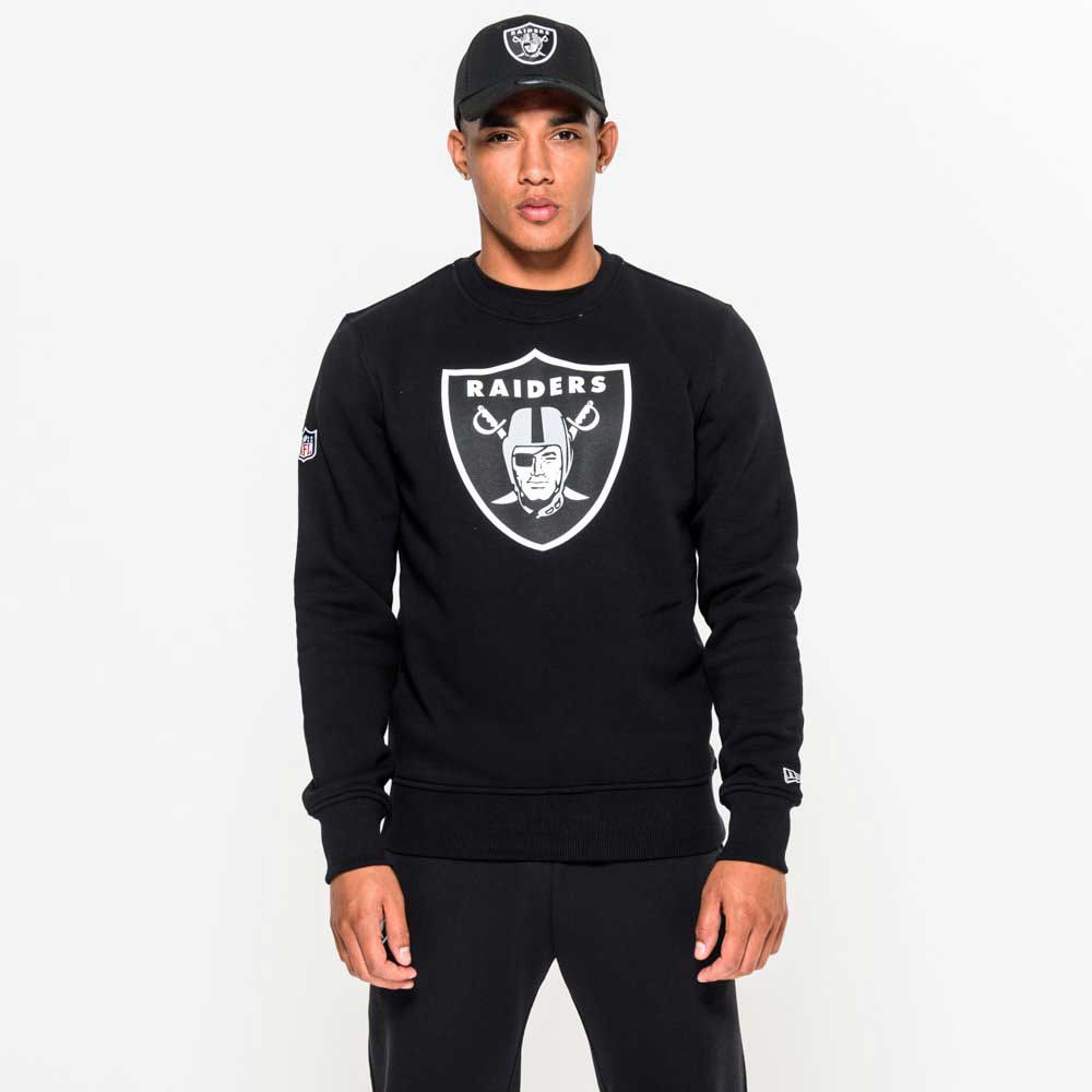 Team Logo Crew Oakland Raiders Blk