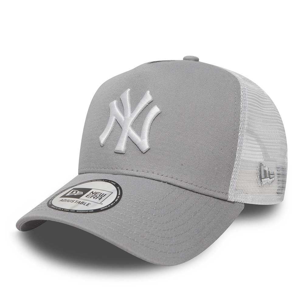 New Era Clean Trucker New York Yankees Gra Sapka
