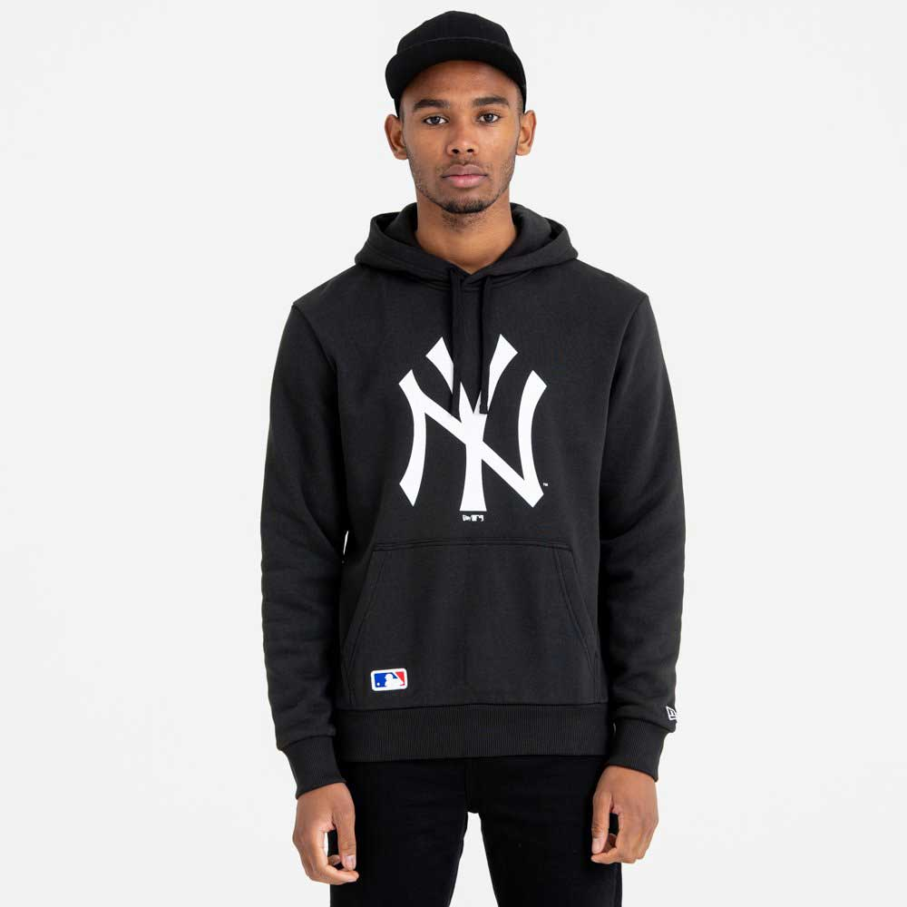 Team Logo Hoody New York Yankees Blk