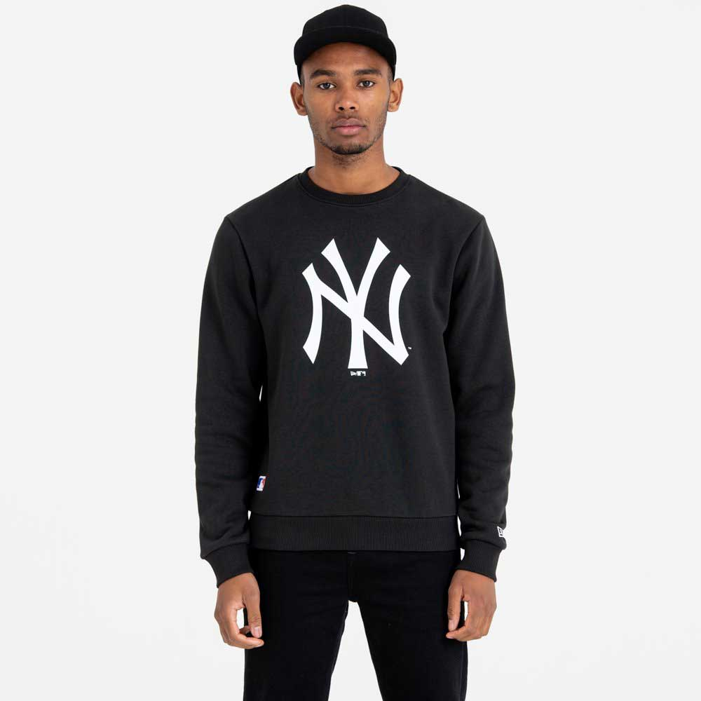 Team Logo Crew New York Yankees Blk