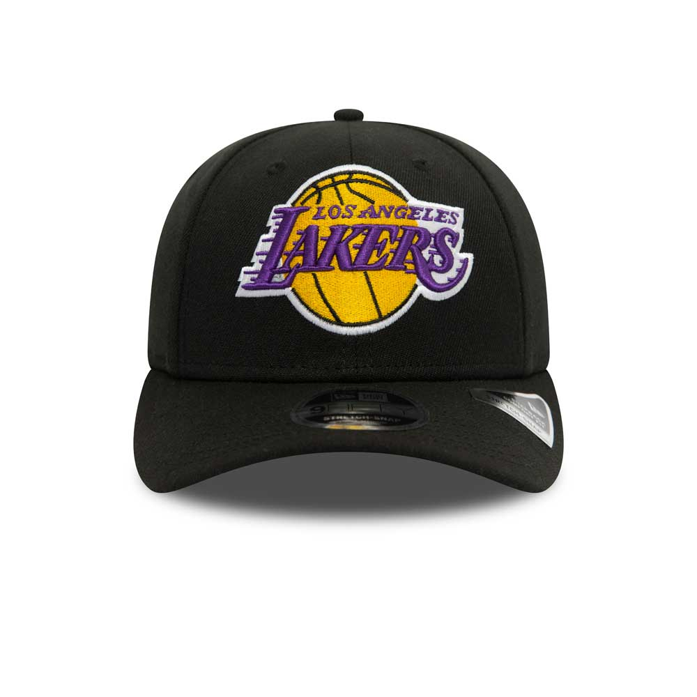 Stretch Snap 9FIFTY Los Angeles Lakers Blkotc