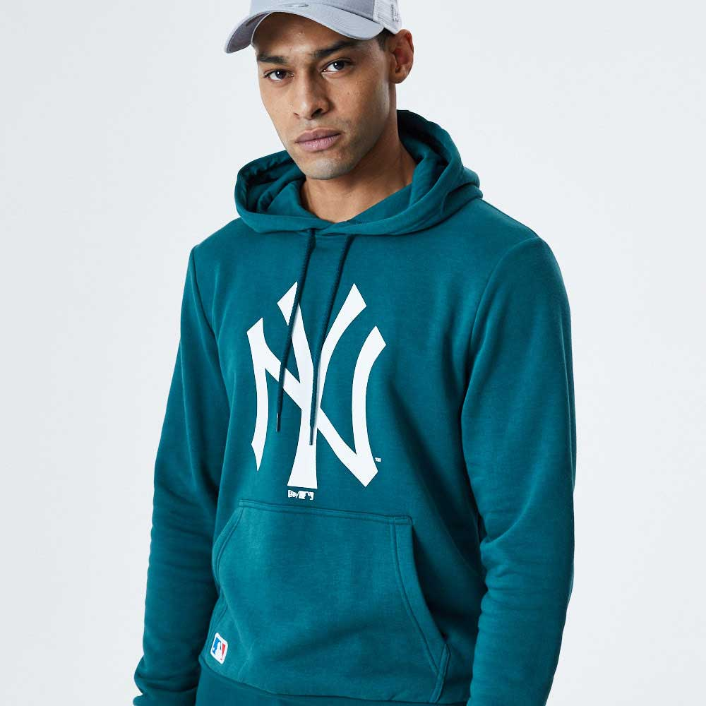 MLB Seasonal Team Logo Hoody New York Yankees Cdt