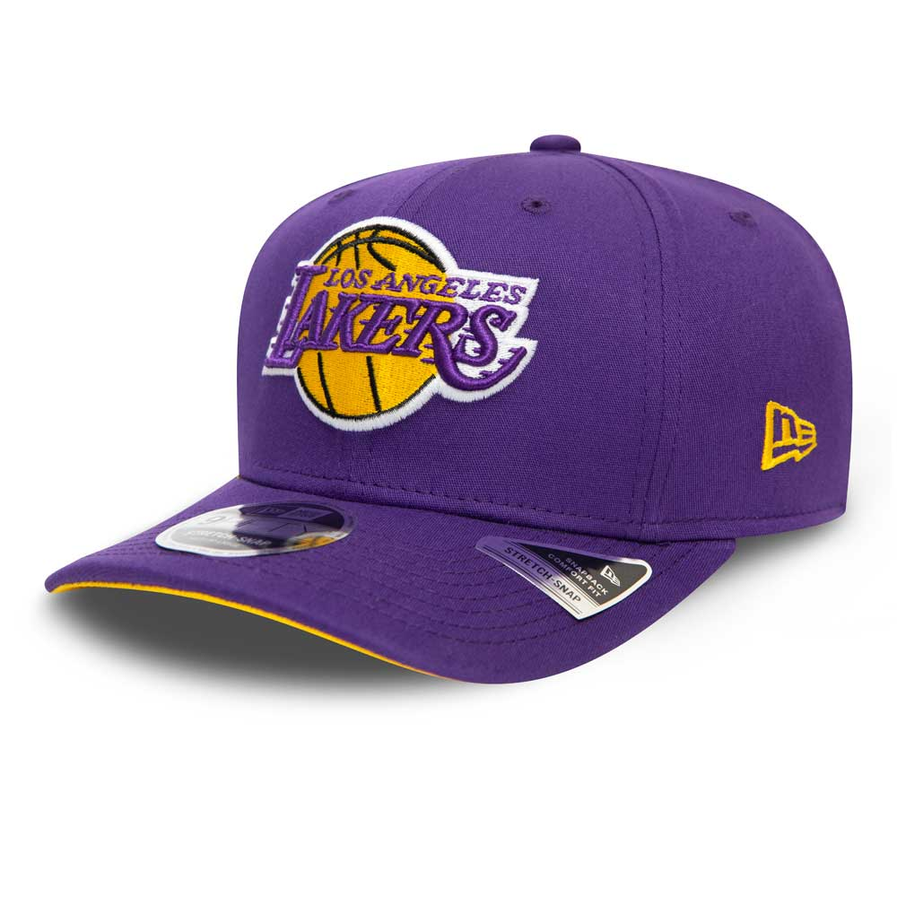 Team Stretch Snap 9FIFTY Los Angeles Lakers
