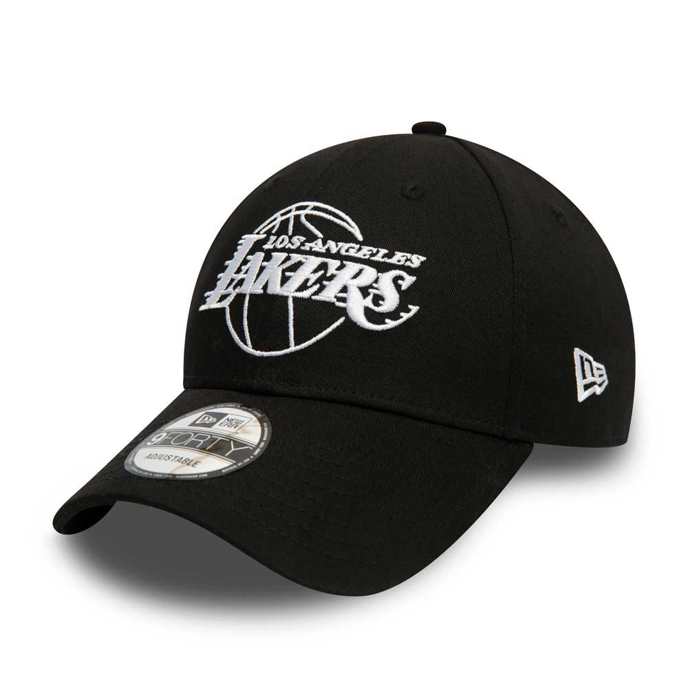 New Era Essential Outline 9FORTY Los Angeles Lakers Sapka